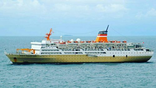 jadwal tiket kapal laut pelni km bukit siguntang