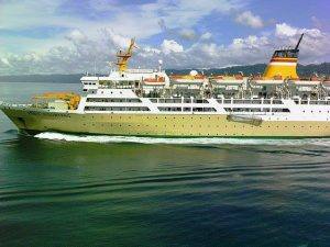 Jadwal Kapal Pelni KM Bukit Siguntang Maret 2021