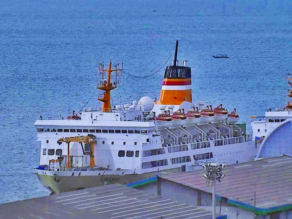 Jadwal Kapal Pelni KM Ciremai Oktober 2020