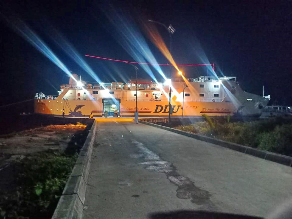Jadwal Kapal Laut Ketapang – Semarang September 2020