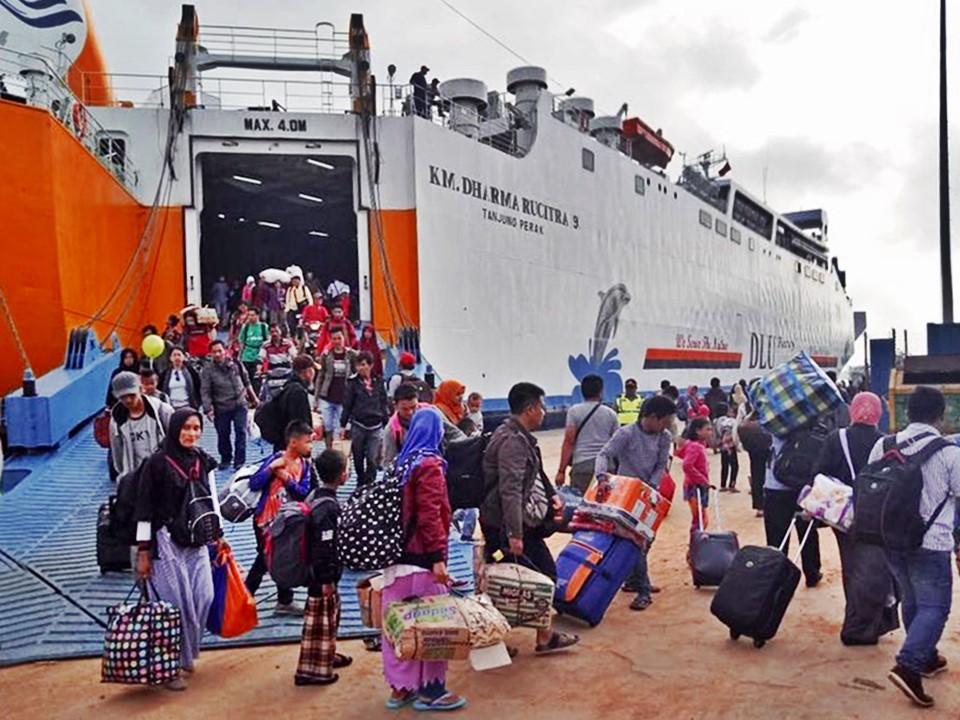 Jadwal Kapal Laut Kumai – Semarang Oktober 2020