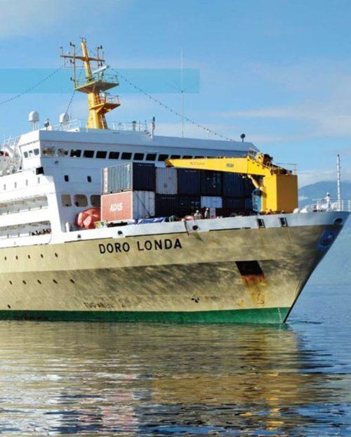 jadwal tiket kapal laut pelni km dorolonda