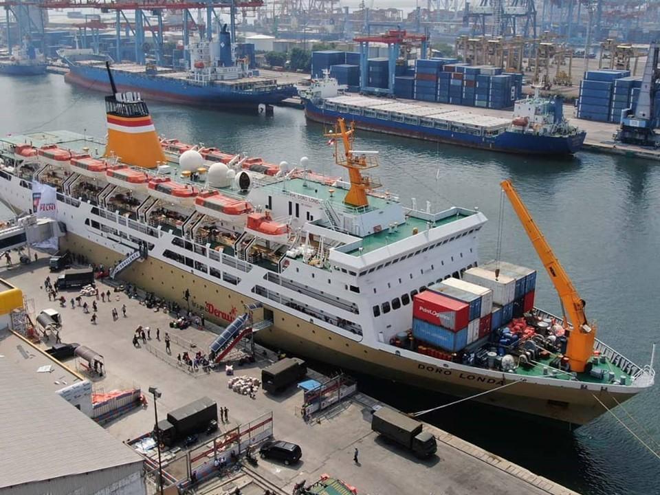 Jadwal Kapal Laut Jakarta – Makassar Februari 2021