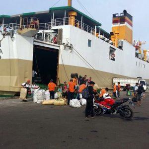 Tiket Kapal Lembar – Waingapu — KM Egon
