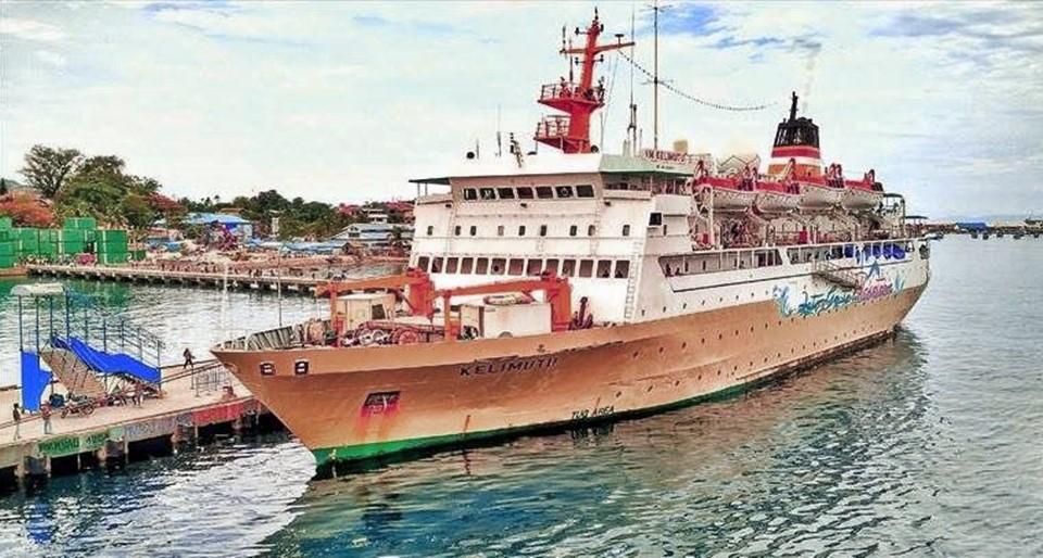 Jadwal Kapal Pelni KM Kelimutu Agustus 2020