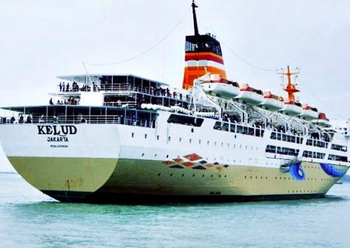 jadwal tiket kapal laut pelni km kelud
