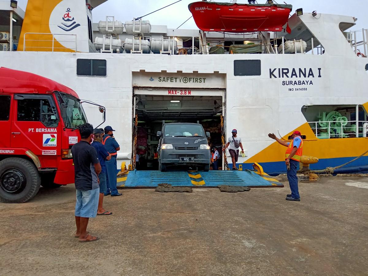 Jadwal Kapal Laut Semarang – Sampit Oktober 2020