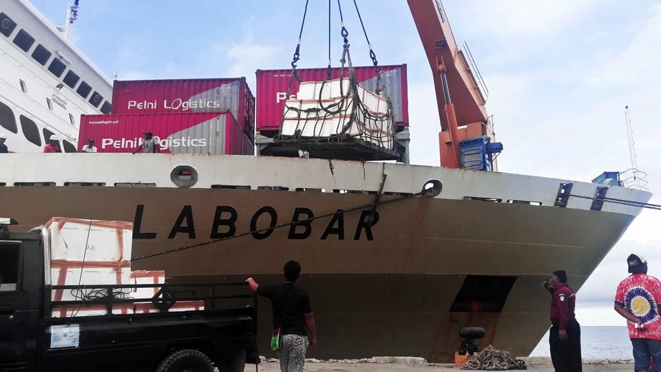 Jadwal Kapal Pelni KM Labobar Oktober 2020