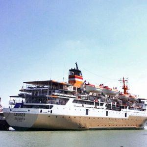 Tiket Kapal Baubau – Wakatobi — KM Leuser