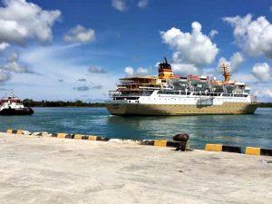 Jadwal Kapal Pelni KM Leuser Mei 2021