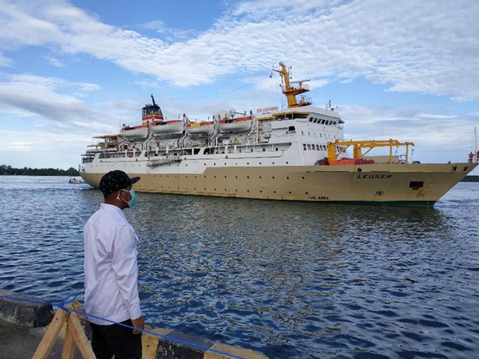 Jadwal Kapal Laut Denpasar – Labuan Bajo Februari 2021