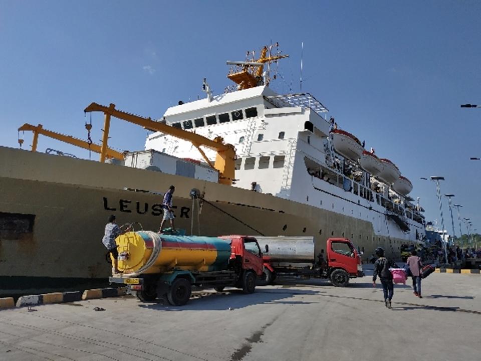 Jadwal Kapal Laut Surabaya – Ambon November 2020