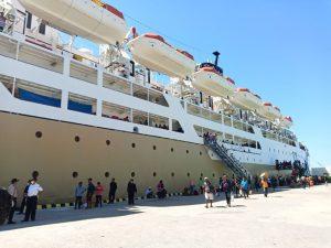 Jadwal Kapal Pelni KM Nggapulu Oktober 2020