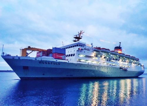 jadwal kapal laut pelni km nggapulu