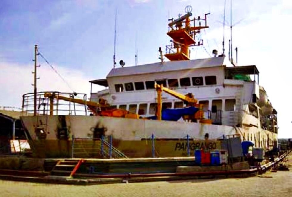 Jadwal Kapal Pelni KM Pangrango Oktober 2020