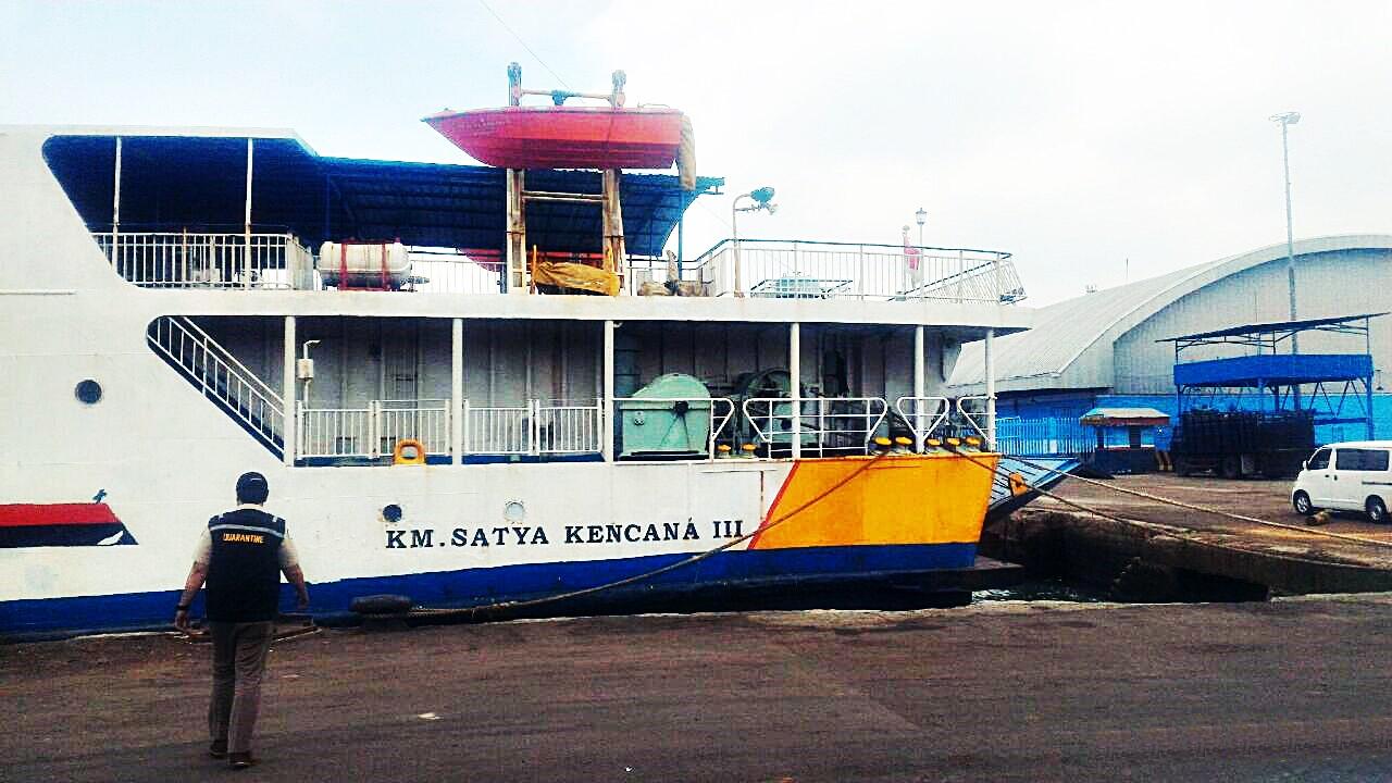 Jadwal Kapal Laut Kumai – Surabaya September 2020