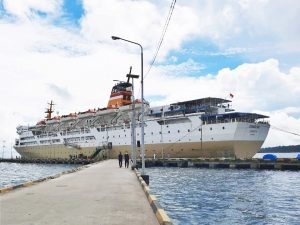 Jadwal Kapal Pelni KM Sinabung Desember 2020