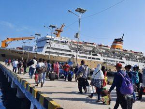 Jadwal Kapal Pelni KM Sinabung Oktober 2020
