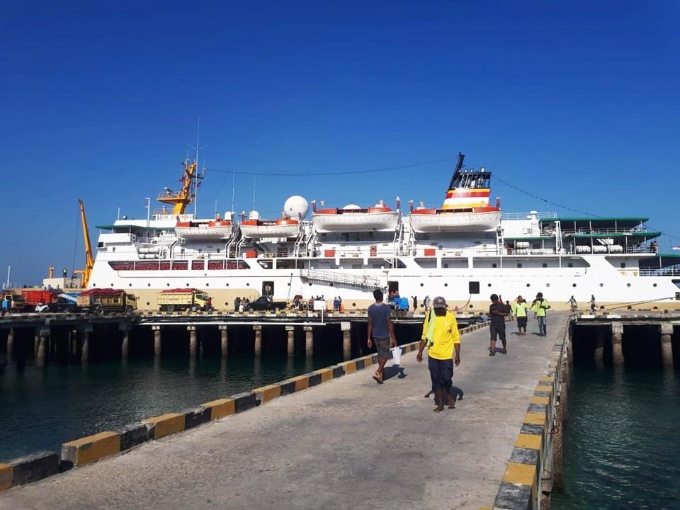 Jadwal Kapal Pelni KM Sirimau Desember 2020