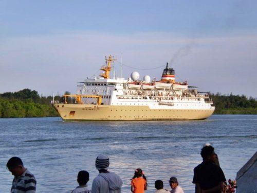 jadwal tiket kapal laut pelni km sirimau