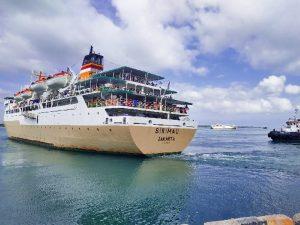 Jadwal Kapal Pelni KM Sirimau Oktober 2020