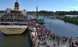 Jadwal Kapal Pelni KM Tatamailau Oktober 2020