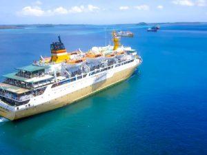 Jadwal Kapal Pelni KM Tatamailau Januari 2021