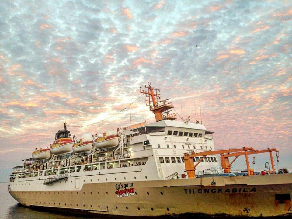 Jadwal Kapal Pelni KM Tilongkabila Oktober 2020