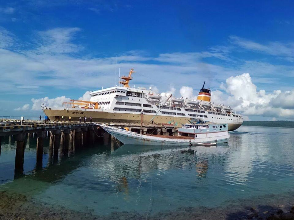 Jadwal Kapal Pelni KM Umsini Oktober 2020