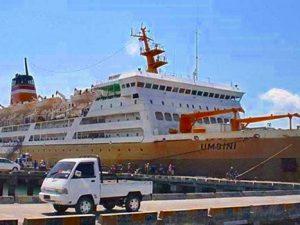 jadwal tiket kapal laut pelni km umsini