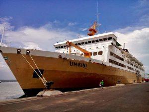 Jadwal Kapal Pelni KM Umsini Februari 2021