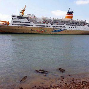 Tiket Kapal Kupang – Maumere — KM Umsini