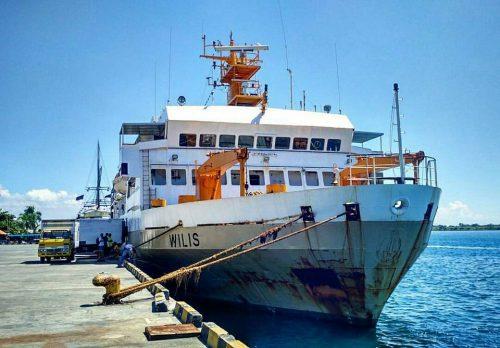 jadwal tiket kapal laut pelni km wilis 2020 labuan bajo