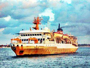 Jadwal Kapal Pelni KM Wilis Oktober 2020