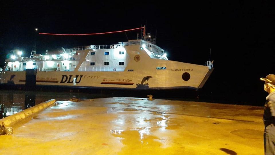 Jadwal Kapal Laut Ketapang – Semarang Oktober 2020