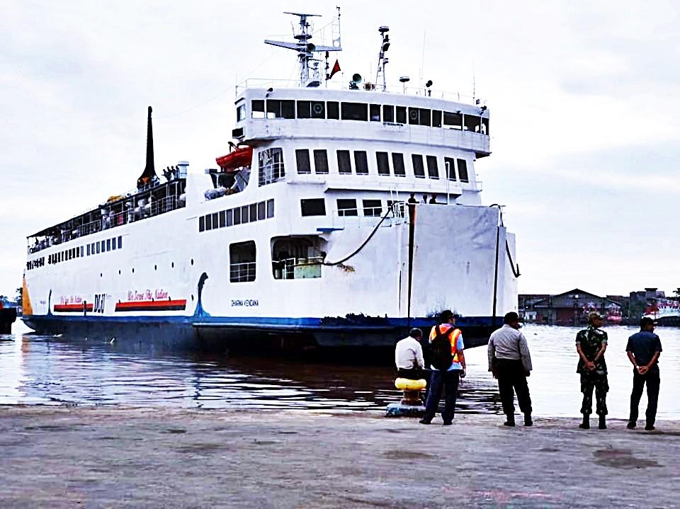Jadwal Kapal Laut Semarang – Pontianak November 2020