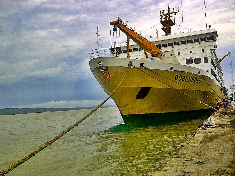 Jadwal Kapal Pelni KM Dobonsolo Maret 2021