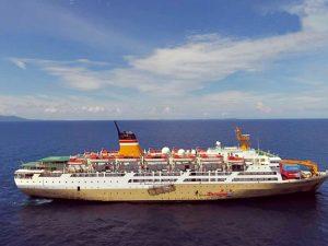 Tiket Kapal Karimun Jawa – Semarang — KM Kelimutu