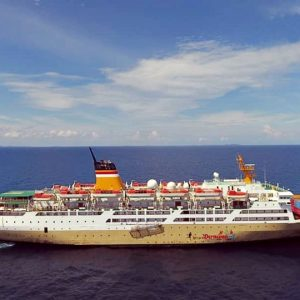 jadwal tiket kapal laut pelni km kelimutu