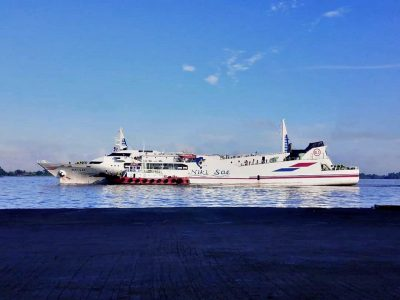 jadwal kapal laut km niki sae 2020
