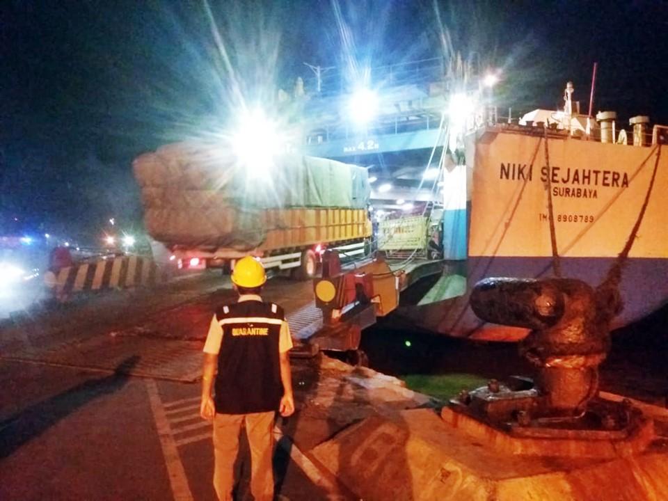 Jadwal Kapal Laut Surabaya – Ende Oktober 2020