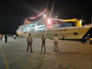 Jadwal Kapal Pelni KM Sinabung November 2020