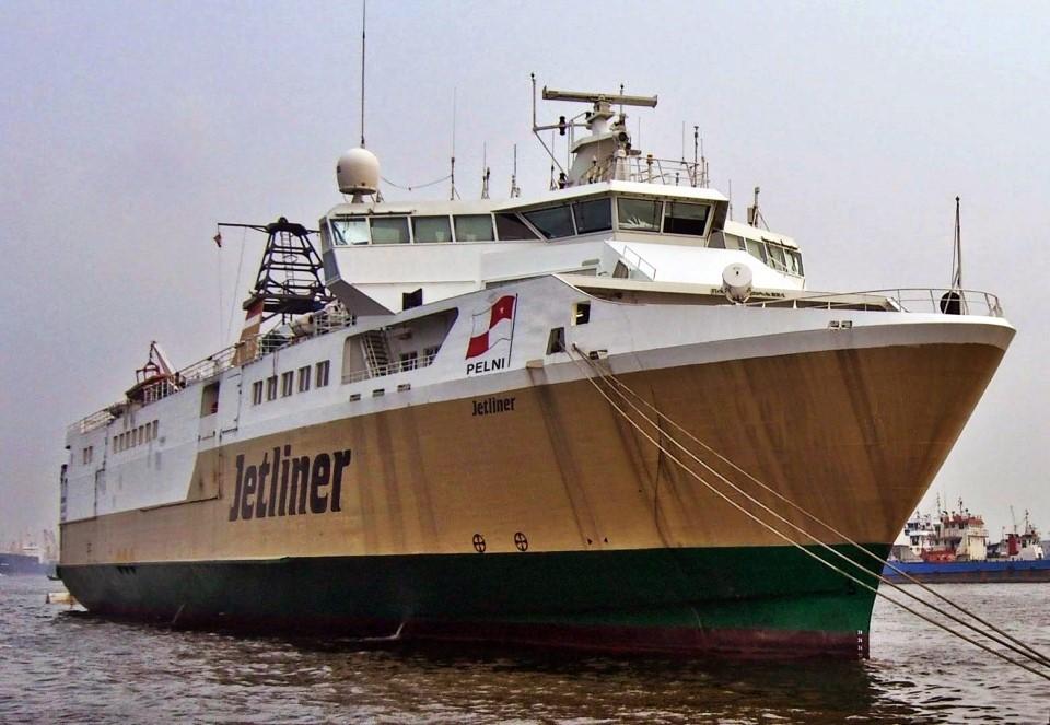 jadwal kapal laut pelni kfc jetliner