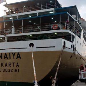 jadwal tiket kapal laut km binaiya