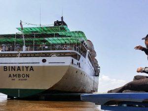Jadwal Kapal Pelni KM Binaiya Januari 2021