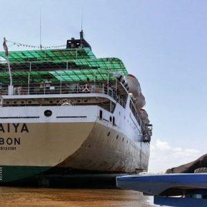 Tiket Kapal Denpasar – Bontang — KM Binaiya