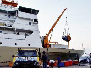 Jadwal Kapal Pelni KM Bukit Raya Februari 2021