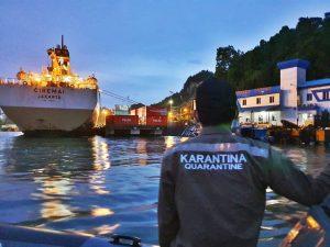 Jadwal Kapal Laut Surabaya – Jayapura Mei 2021