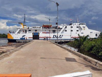 jadwal kapal laut km dharma ferry ii 2020