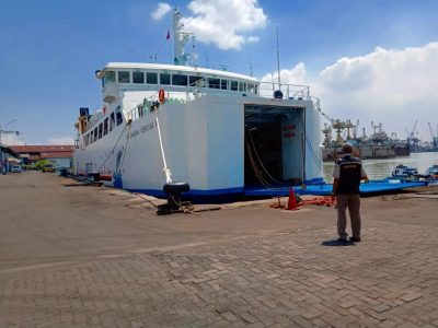 jadwal kapal laut km dharma kencana iii 2020